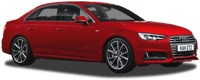 GROUP 11 - eg Audi A4 Car Hire  from only £134.28 per day