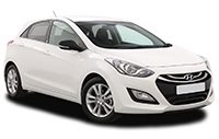 GROUP 4 Auto - Hyundai i30 Car Hire  from only £57.32 per day