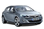 GROUP 4 - eg Vauxhall Astra Car Hire  from only £45.5 per day