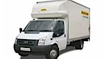 Group D - eg Fort Transit 'Luton' with tail lift Van Hire  from only £99 per day